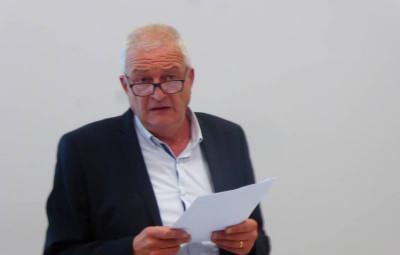 Patrick Lagarde, nouveau président d'Evodia