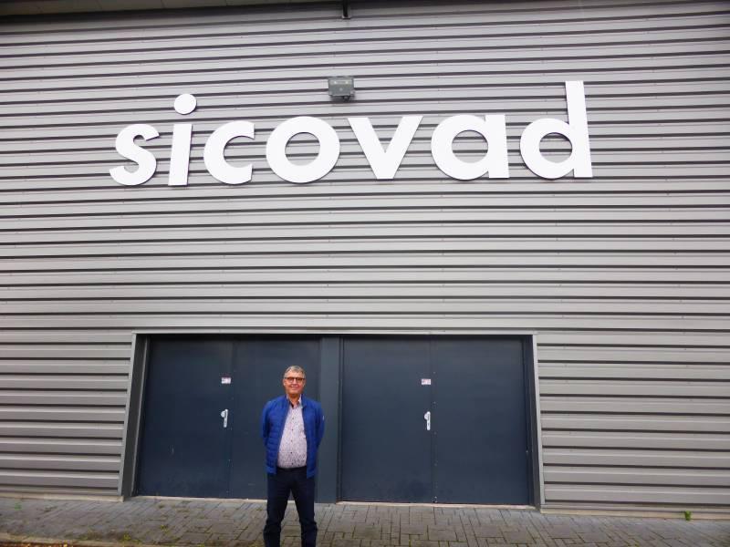 Philippe Claudon, nouveau président du Sicovad
