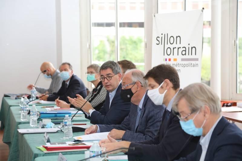 2eme Copil Grenelle des Mobilités Lorraine, Etat,  Région, Sillon Lorrain (c) P.Bodez Région Grand Est