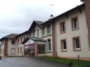 Maison de retraite Saint-Simon à Liffol-le-Grand.