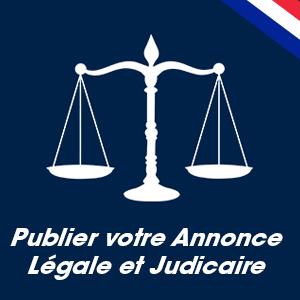 Nouveau – Vosges Info est habilité à passer vos annonces légales et judiciaires