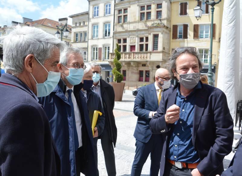 Vosges : bars et restaurants se préparent pour la réouverture du 19 mai