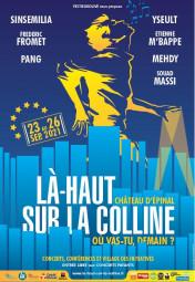 Affiche officielle_Festival LA HAUT SUR LA COLLINE