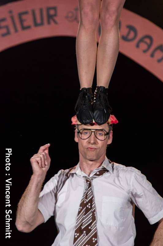 Cirque Ilya - Monsieur et Madame