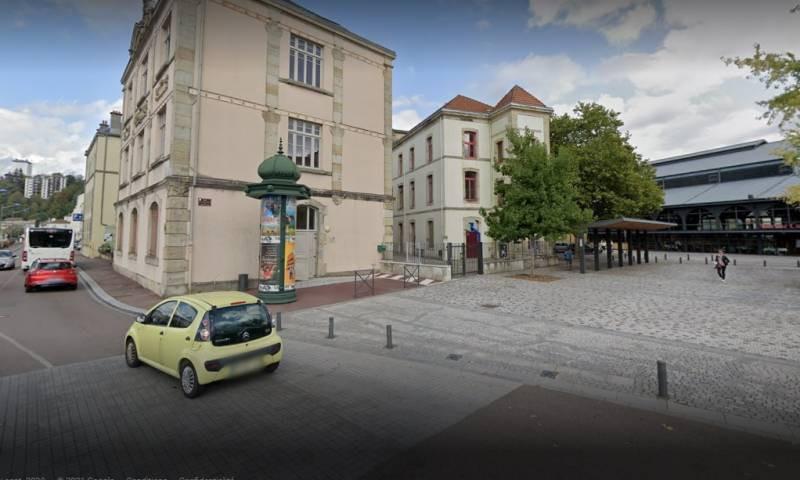 Ecole du centre (photo Google maps)