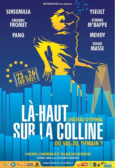thumbnail_Affiche officielle_Festival LA HAUT SUR LA COLLINE